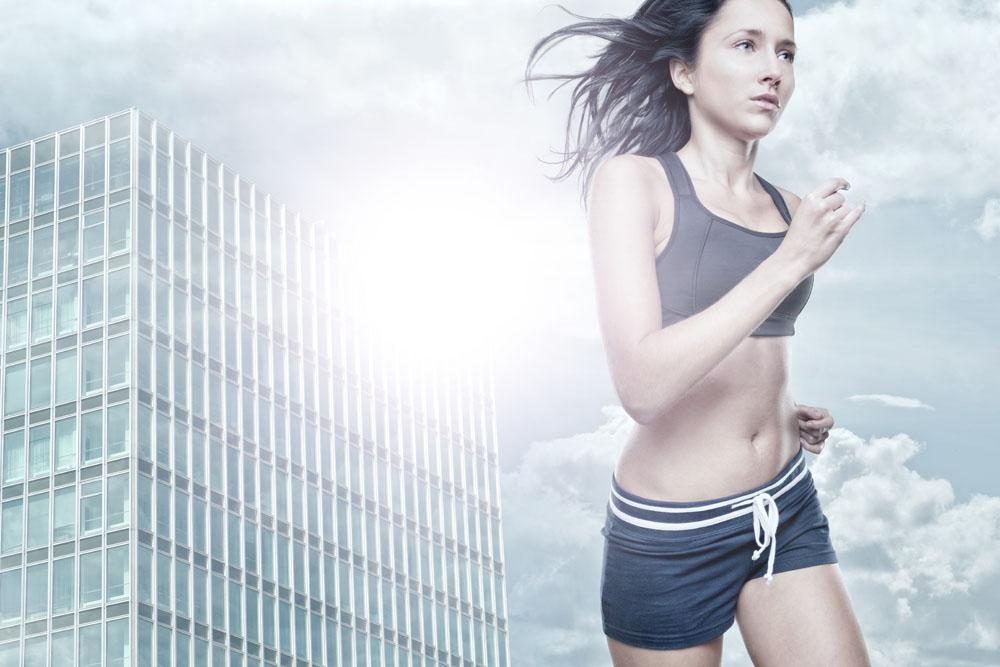 跑步要多久减肥跑步减肥的8个小沙拉-中减肥吗蔬菜好吃妙招图片