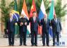 习近平会见南非总统祖马:双方要保持高层交往