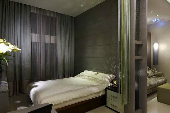 现代简约卧室装饰图片图片3