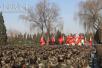 武警8650部队:新兵拉练途中的红色教育课