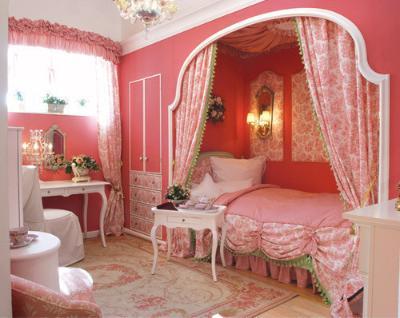 注意色彩搭配,如果家里全是粉红色