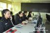 三八国际妇女节白沟新城公安分局女警坚守岗位