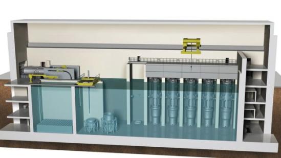NuScale公司希望在2025年前将美国首台SMR反应堆投入运营。