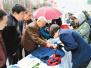 昨日全市1.2万人次冒雨参与消费者权益日活动