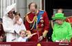 英阅兵庆女王寿典 普京贺电称英俄合作有利国际安全