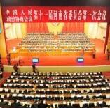 河南省政协十一届一次会议