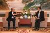 《唐翔千传》出版座谈会举行 吴志明会见唐英年