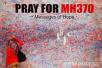 空难调查专家:MH370坠海前或受操控滑入水中