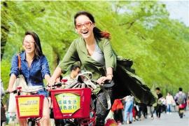 公共自行车与共享单车 冤家还是亲家?