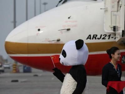 外媒关注arj21首航:中国民用飞机发展的重要里程碑