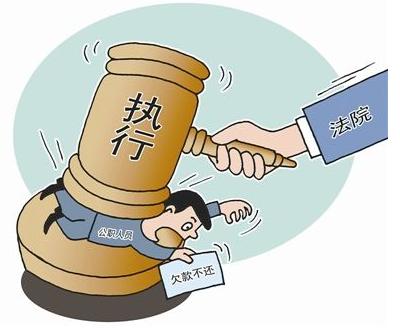 如果不知道被执行人财产线索,如何向法院申请强制执行?图片