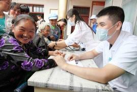 医改红利不断兑现 超过一半的浙江人在家门口就诊