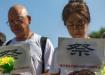 访问南京大屠杀纪念馆
