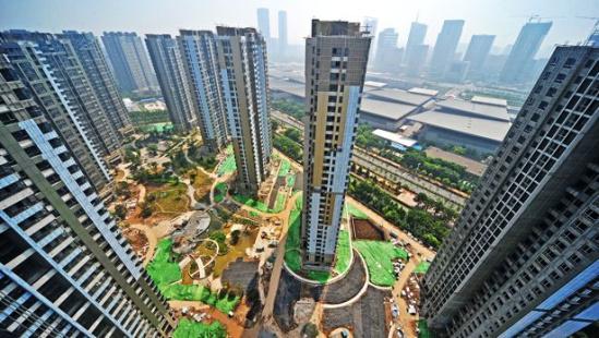 前两个月土地市场降温明显 三线城市量价齐跌