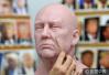 杜莎夫人蜡像馆为特朗普制作蜡像 发型是关键!