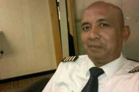 马航/MH370机长扎哈里·沙