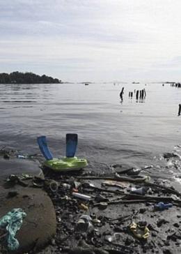 """里约奥运临近开幕 空气和水污染""""仍然惊人"""""""