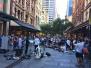 """2名华裔小伙儿悉尼街头""""卖艺"""" 5天挣了25万元"""