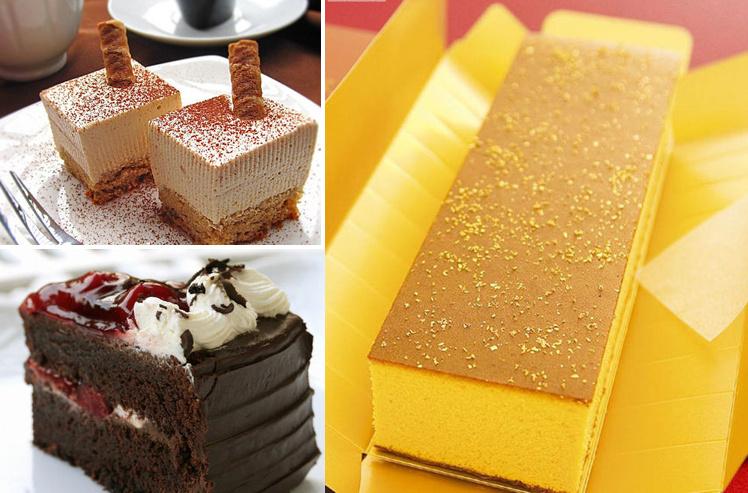 世界十大蛋糕 想吃要先认识下