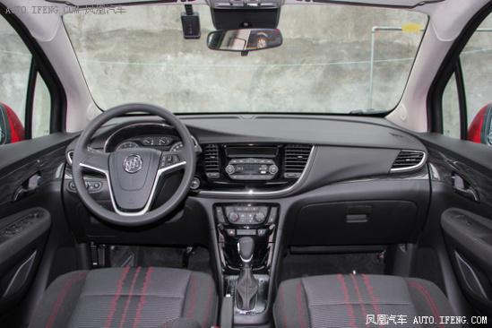 2016款 别克昂科拉 18T 自动两驱都市时尚型-购别克昂科拉优惠2万元 高清图片