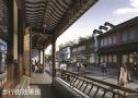 南京明城墙脚下将新添仿古步行街