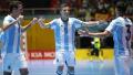 五人制世界杯-阿根廷5-4逆转俄罗斯 首次夺冠