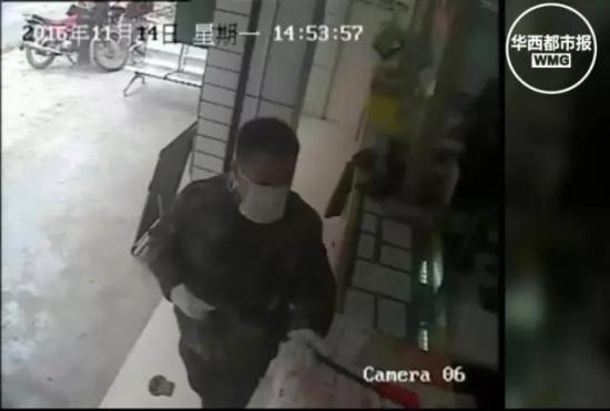 劫银行的电影_银行遭劫 女柜员被1.5米长枪顶头