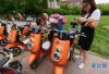 """""""共享电动车""""来济南了?人家不共享,仅会员可用"""
