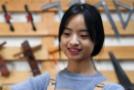 女孩为何创业当木匠