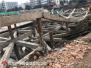 南京工地大面积塌陷 相关部门称与雨水及地形有关