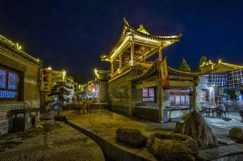 乘着互联网思维的风口鹤壁桑园小镇的声音席卷了乡村旅游市场
