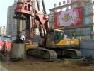 """沈阳东一环高架桩基穿40米长""""钢靴"""" 防地铁沉降"""