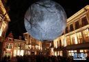 比利时根特灯光节