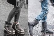 如何依照自己的腿型挑靴款?