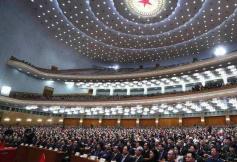 【回放】十三届全国人大一次会议第六次全体会议