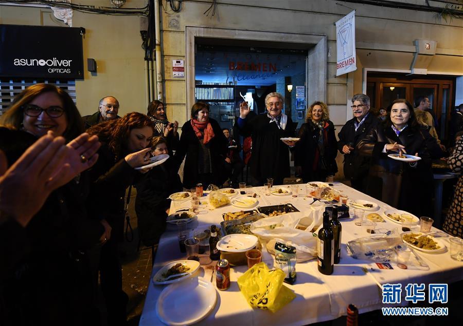 西班牙的海鲜饕餮盛宴