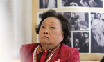 陈香梅女士在美逝世