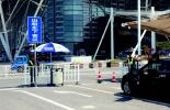 注意!青岛北站西广场出租车有了专门下客区