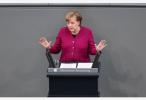 德国总理默克尔:美国退出伊核协议破坏国际信任