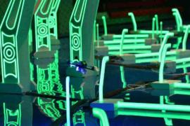 世界智能无人机竞速赛开赛