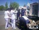 哈尔滨机场一男子心脏病发 4个多小时抢回一条命