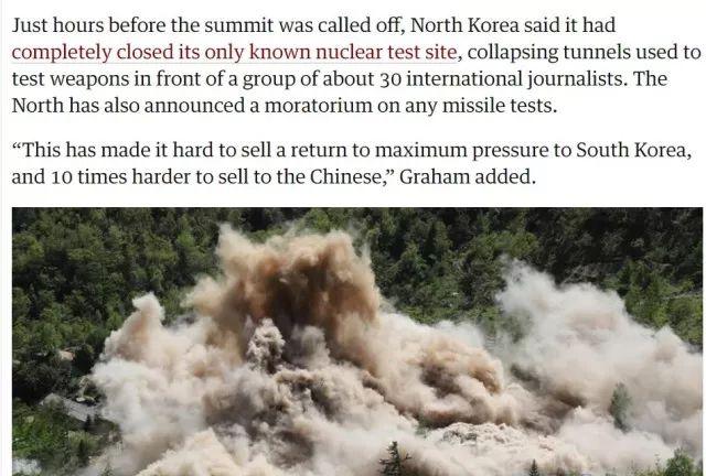 ▲截图来自英国卫报的报道