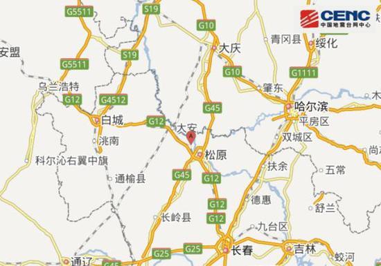 重庆时时彩2.1版本安卓:吉林松原震后遭遇龙卷风和198次余震 专家:不会发生更大地震