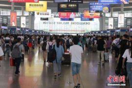 端午小长假 郑州东站客流主要集中北京等地