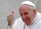 教皇方济各:中国人的耐心可以得诺贝尔奖