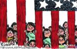 特朗普第一次栽大跟头 首临最大道德和政治危机