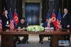 """外媒:美国防部官员称美国将向朝鲜列""""要求""""清单"""