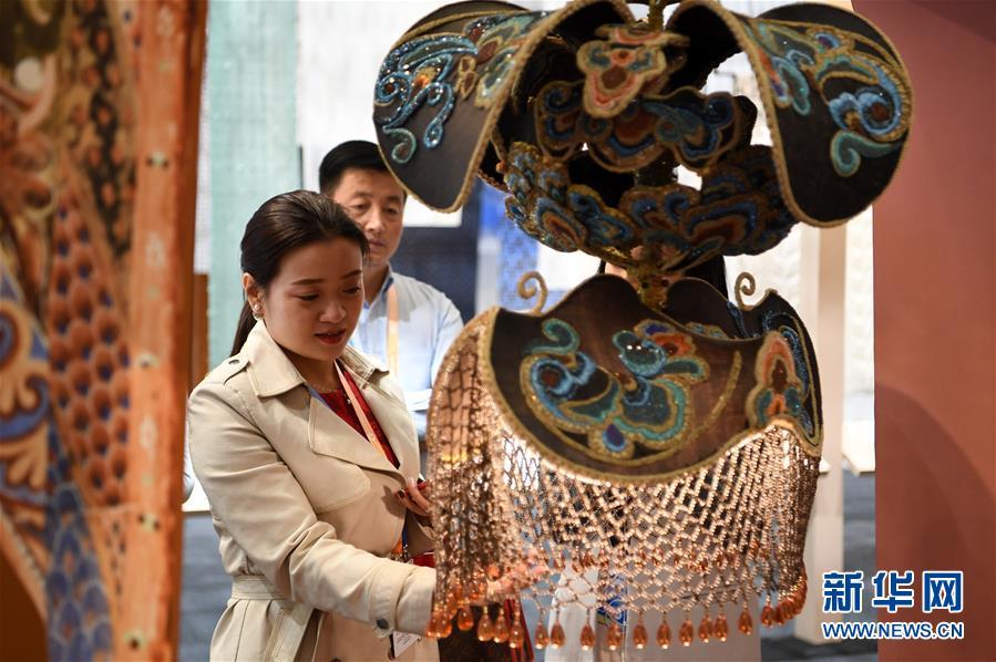 第三届丝绸之路(敦煌)国际文化博览会异彩纷呈