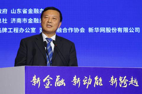 江苏今世缘酒业董事长、党委书记、总经理周素明发言