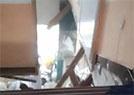 南京一医院楼板坍塌